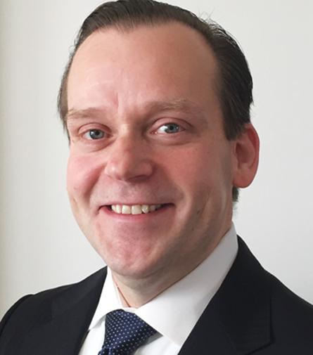 Mika Rasinkangas CEO, Chordant