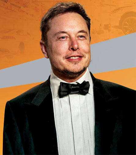 Elon Musk, Co-founder & CEO, Tesla