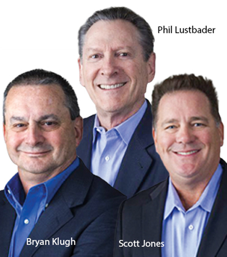 Bryan Klugh, Chairman and CEO, Phil Lustbader, Vice-Chairman and Scott Jones, President, SmartCo Services
