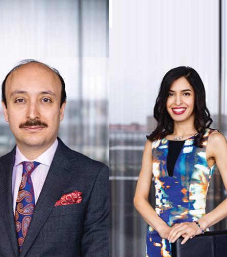 Dr.Kasra Haghighi, CEO & Fahimeh Rafieinia, CTO, UNIQUESEC