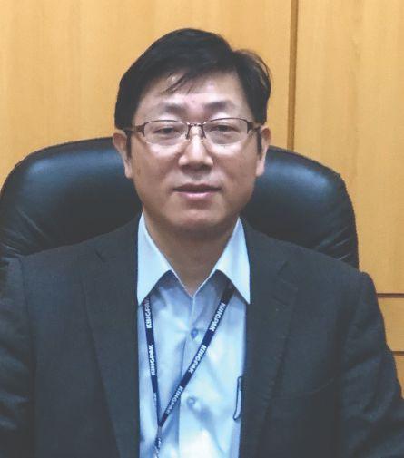 Dr. Chia-Shy Chang, CEO & President, Kingpak Technology