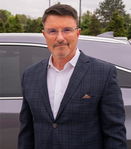 Rex Lamb, President,  goIDit