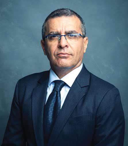 Ronen Gabbay, Founder and CEO, TrekAce Technologies
