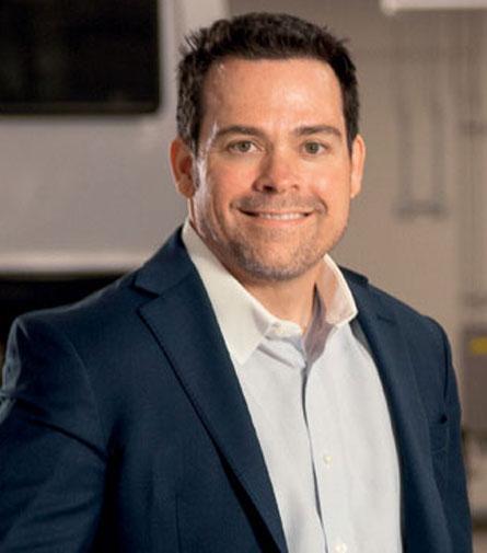 Tim Reeser, CEO, Lightning Systems