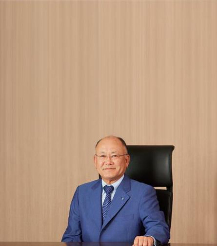Ryozo Koshida, President and CEO, Koshida Corporation