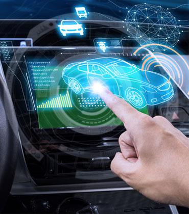 Role of Dynamic Spectrum in Connected Cars