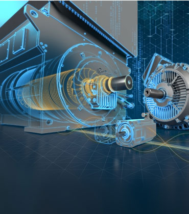 Direct Cooled EV Motors with Polymer Casing