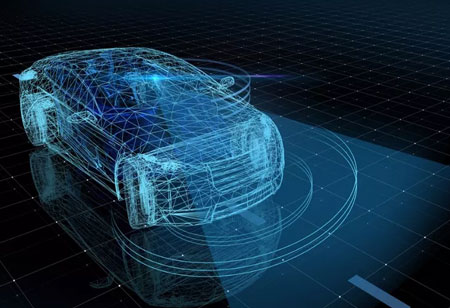 IoT Solution to Enhance Security Features in Vehicles