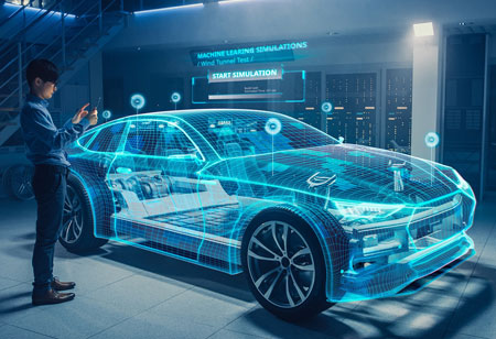 How Virtual Reality Helps Car Makers