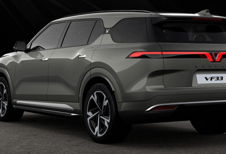 VinFast Unveils 3 New Self-Driving Electric SUV Models