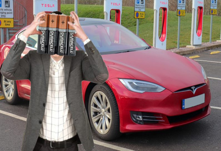 The Future of Electric Cars is Here with Fast Charging Batteries