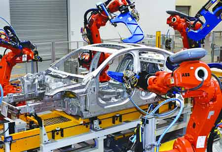 What are the Benefits of Using Robotics in Automotive Manufacturing?