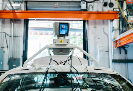 LiDAR-Driven Autonomous Future