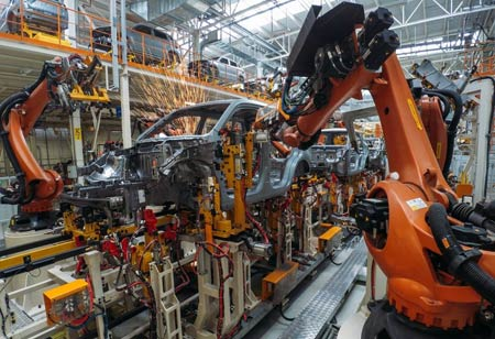 Popular Applications of Automotive Robots