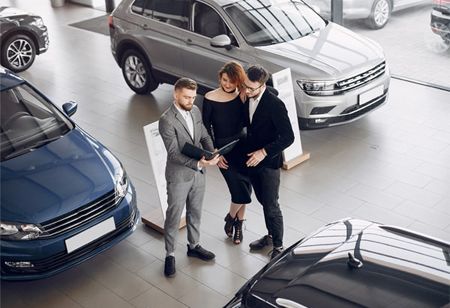 How AI is Helping Automotive Dealership Management