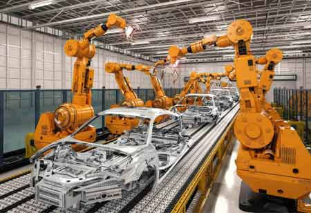 Automotive Manufacturing: Here Are 7 Robot Applications