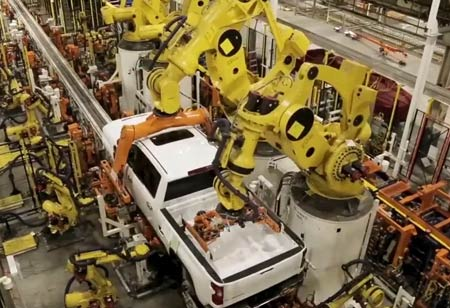 How Robotics and Automation Benefits the Automotive Sector