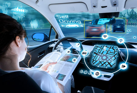Self-driving Cars are on the Way to Markets