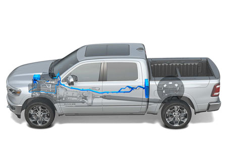 Continental's New 48V Technology Enables Total Electrification of Hybrid Vehicles!