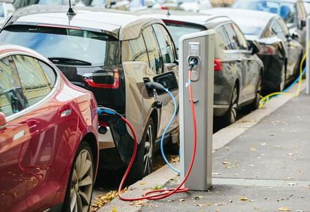 Development of EVs and Emission-free Future
