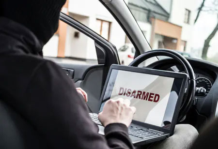Ways to Protect Automobile From A Cybersecurity Attack