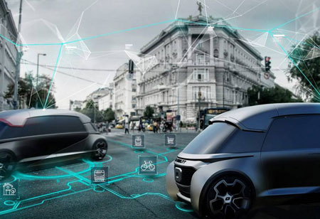 A Connected Future: Revamping Driving Experience