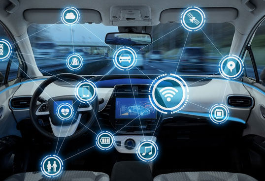 Connected Vehicles: Here's How Cloud is Driving the Future