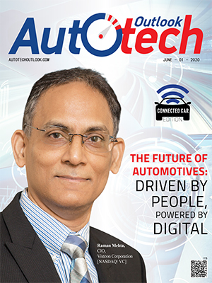 The Future of Automotives: Driven by People, Powered by Digital